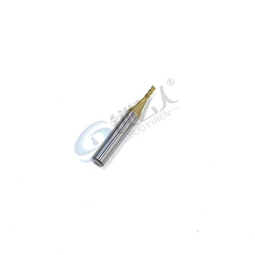 SEC-E9-数控机-2.0铣刀 钥匙机立铣刀